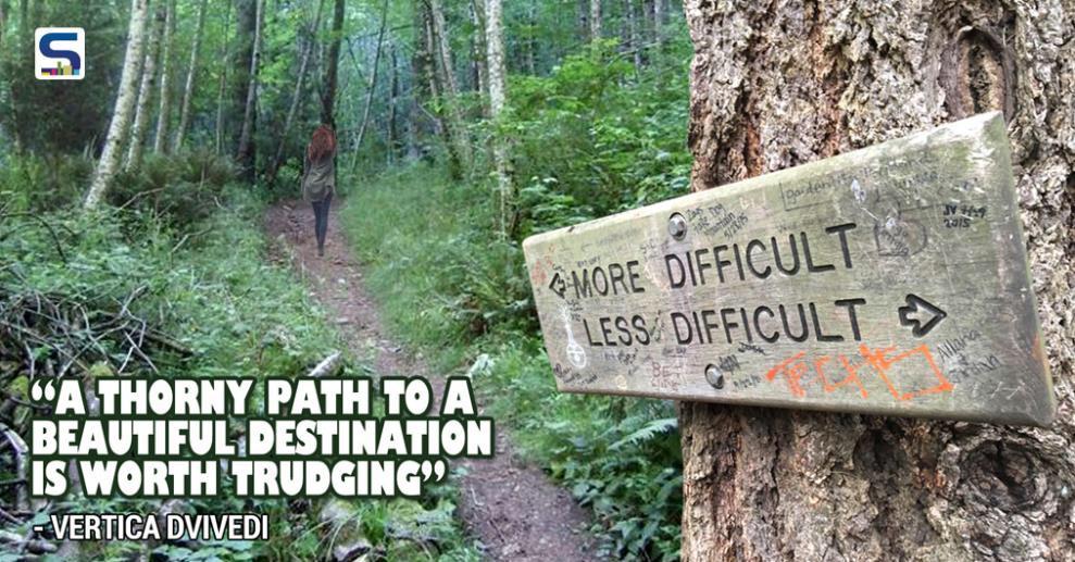 The path worth trudging